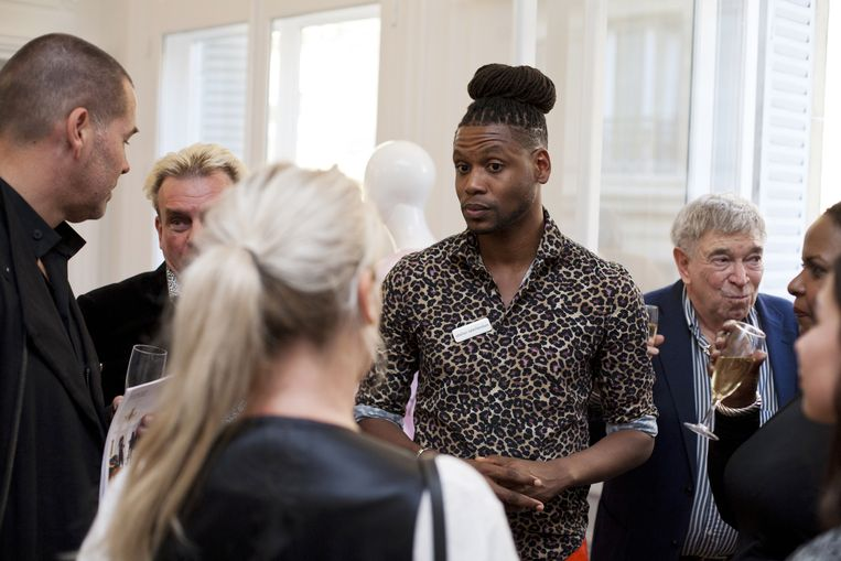 Het Atelier Néerlandais werd donderdag geopend. Beeld Bart Koetsier