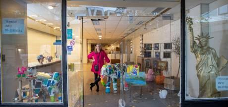 Bennekom krijgt galerie en creatieve broedplaats in de voormalige Intertoys
