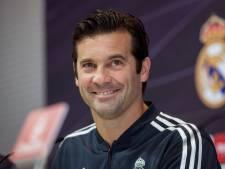 Solari tot 2021 coach van Real Madrid