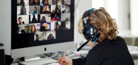 Kinderen zien op online les hoe docente mishandeld wordt, slachtofferhulp voor leerlingen