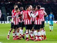 Dit seizoen van PSV is vooralsnog bijna een kopie van seizoen 2014-2015