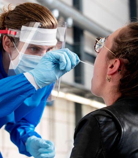 Aantal besmettingen in regio Amsterdam in week tijd met 12 procent gedaald