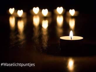 """Gemeenten lanceren oproep voor #Waselichtpuntjes: """"Sta op 1 december om 20 uur met lichtje in je deuropening"""""""