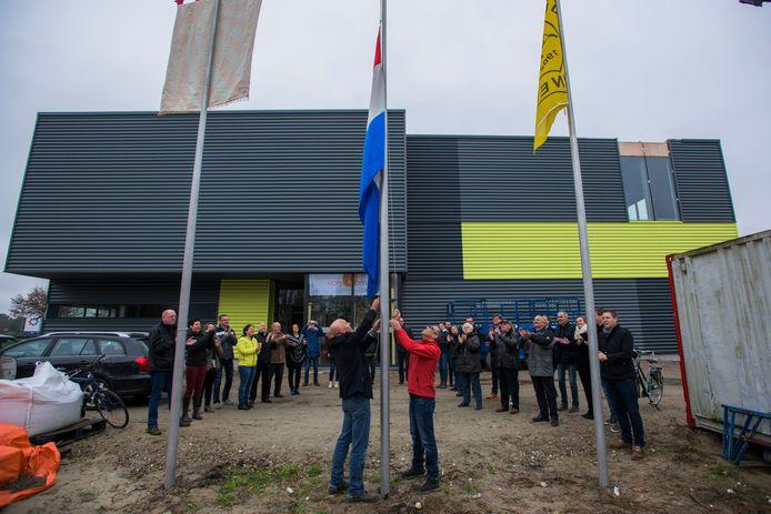 Sporthal Inmotion in Drunen, een van de sportaccommodaties in Drunen die voortaan het eigenaarsdeel van de ozb terug kan krijgen via een subsidie.