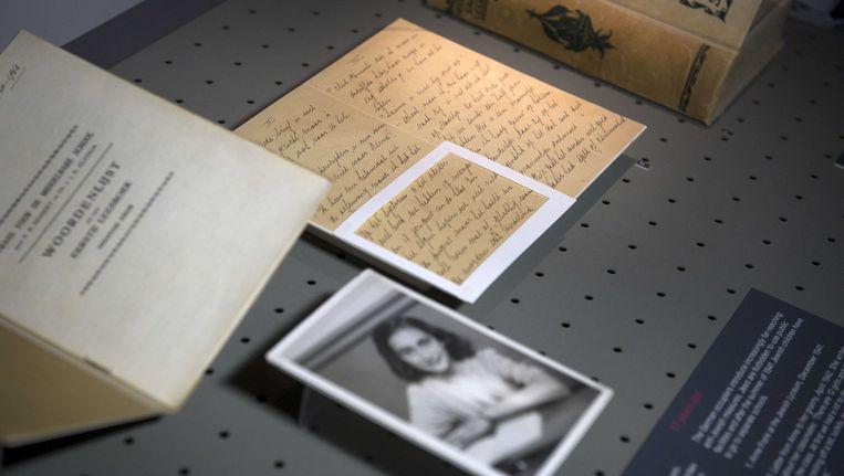 Citaten Uit Dagboek Anne Frank : Dagboek anne frank geciteerd op het toneel trouw