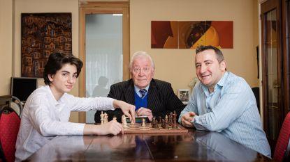 """""""Bij onze integratie in België heeft schaken veel geholpen"""""""