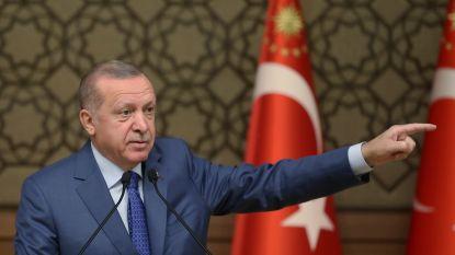 """Erdogan drijft de spot met EU om bezorgdheid rond migranten: """"Als het uur geslagen is, zal ik de deuren openen"""""""
