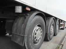 Geen geld voor vrachtwagenparkeren in Bergen op Zoom