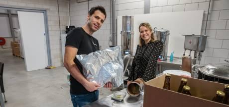 Fijnaartse brouwerij kan proosten: 'Kleine partijen met speciaalbier is een gat in de markt'