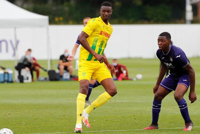 Le FC Nantes avait partagé l'enjeu contre Anderlecht samedi dernier.