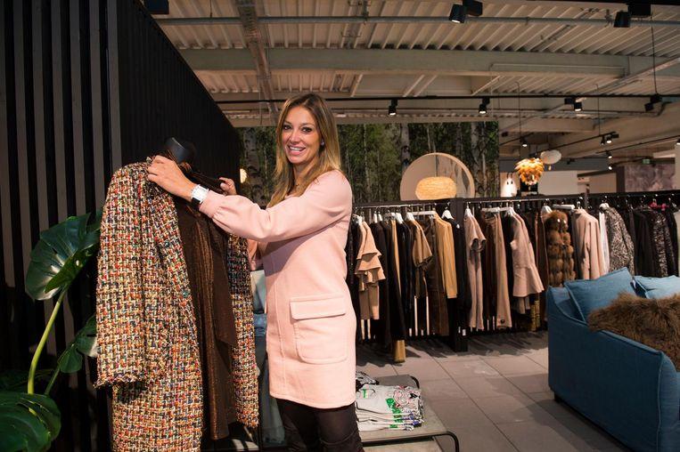De pop-upwinkel opende afgelopen zaterdag de deuren in het meubelcomplex Top Interieur in Massenhoven.