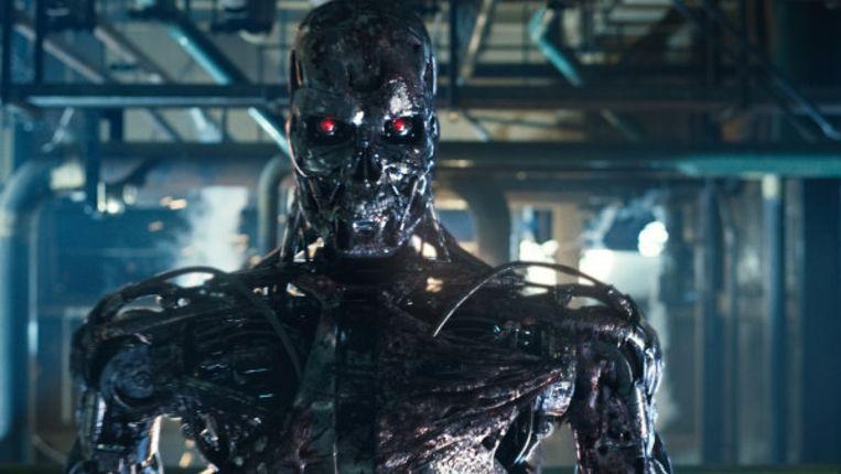 Terminator Salvation. Beeld Warner Bros. Ent.