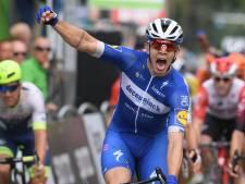 Colombiaans sprinttalent Hodeg slaat toe in BinckBank Tour