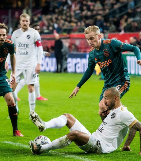 KNVB zet vol in op uitspelen van de competitie, maar waar is plan-B?