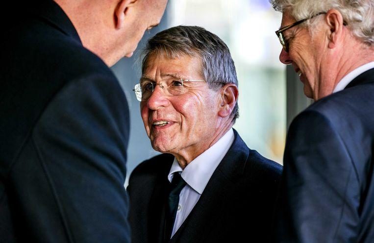 Piet Hein Donner.  Beeld ANP
