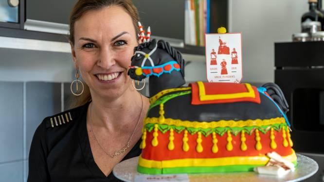 """Begonnen met een taart voor zoontje en nu stampt Ellen Holy Cake uit de grond: """"Als iemand me zegt dat ik iets niet zal kunnen, bewijs ik het tegendeel"""""""