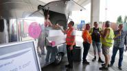 DP World deelt ijsjes uit aan chauffeurs