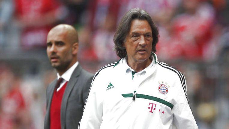Guardiola en Müller-Wohlfahrt.