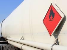 Diefstal van Belgische truck met chemicaliën leidt tot verwarring