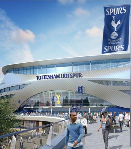 Tottenham moet opening nieuw stadion uitstellen