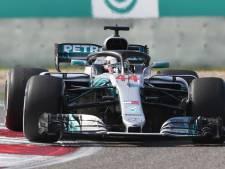 Hamilton beleeft geen lol aan record: 'Ik heb ondermaats gepresteerd'