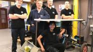 Leerlingen elektriciteit Sint-Laurens bouwen zonnewagen