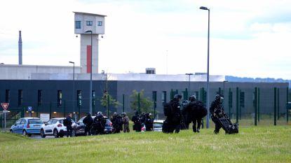 Gijzeling in Franse gevangenis van Condé-sur-Sarthe afgelopen