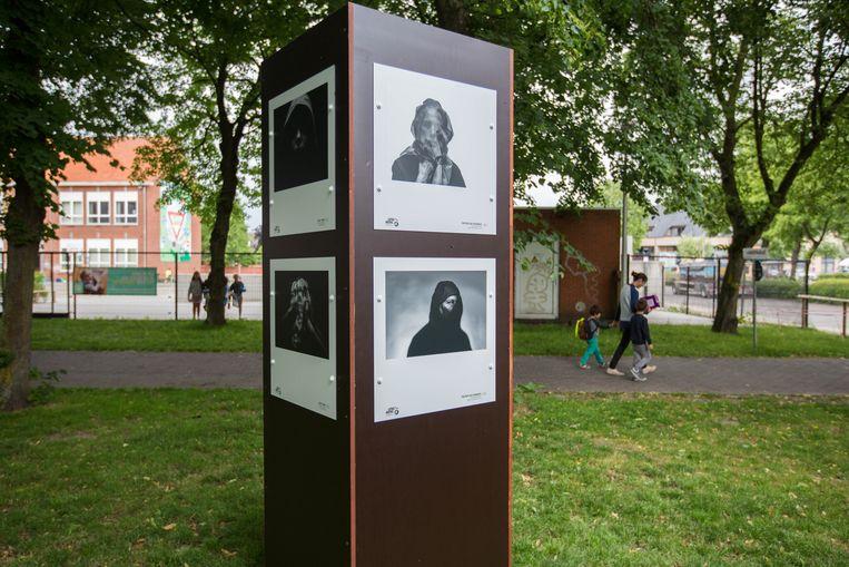 internationaal fotofestival Overpelt (beelden van editie 2017)