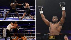 """Gigant 'Dynamite' van amper 20 raast nú al als wervelwind door bokssport: """"Dit heb ik écht nog nooit gezien"""