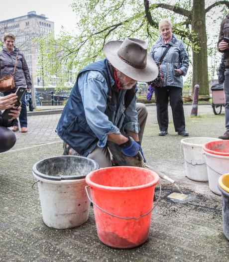 Nieuwe stichting voor struikelstenen in Amsterdam