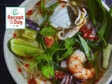 Recept van de dag: Bún mắm (Vietnamese gumbo)