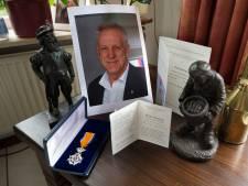 Wim (75) verongelukt twee weken voor lintjesuitreiking: 'Hij werd eindelijk gewaardeerd'