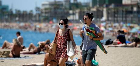 Ook het coronavirus reist door Europa: dit zijn nu de  'gevaarlijkste' plekken
