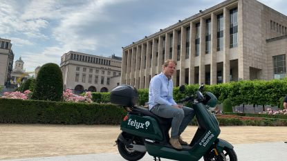 Felyx scooters breiden uit naar twee nieuwe gemeenten