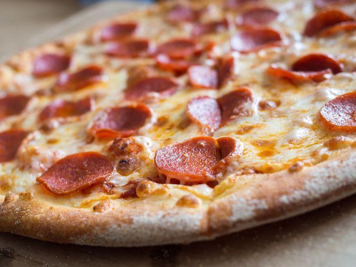 'Hopelijk kunnen wij onze pizza's binnenkort weer bakken', zegt de eigenaar van de zaak op Facebook. Foto ter illustratie.