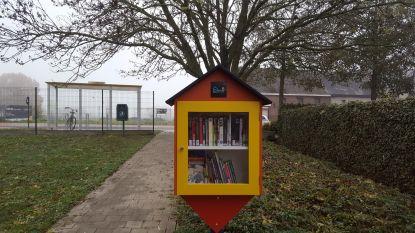 Boekenhuisjes moeten lezen stimuleren: boeken om mee te nemen