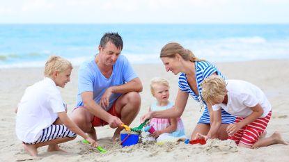 België in Europese top drie van kroostrijke gezinnen