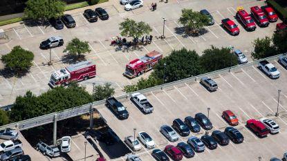 VIDEO. Dronebeelden tonen hoe parkeergarage instort