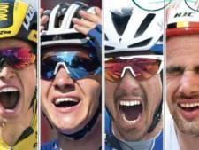 Van Aert, Evenepoel, Gilbert, Campenaerts... qui sera élu meilleur cycliste belge de l'année 2019?