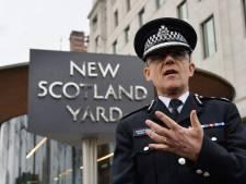"""Fuck la police"", le compte Twitter de Scotland Yard piraté"