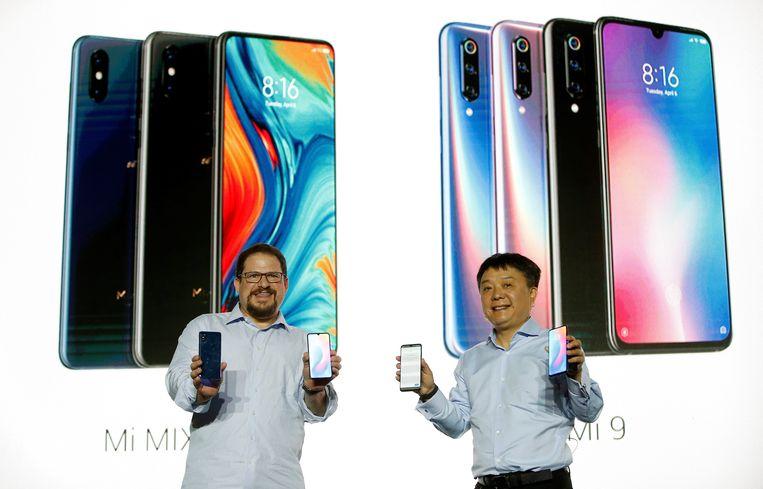 De nieuwe Xiaomi Mi 9 en Mi Mix 3 5G.