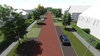 Nieuwe riolering Annevillelaan Ulvenhout 'hard nodig'