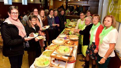 Taartenfestijn bij KVLV