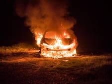 Brabant koploper autobranden, ook in Zuidoost-Brabant vaak raak