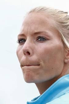 Nachtmerrie voor Nadine Broersen: afgescheurde kruisband