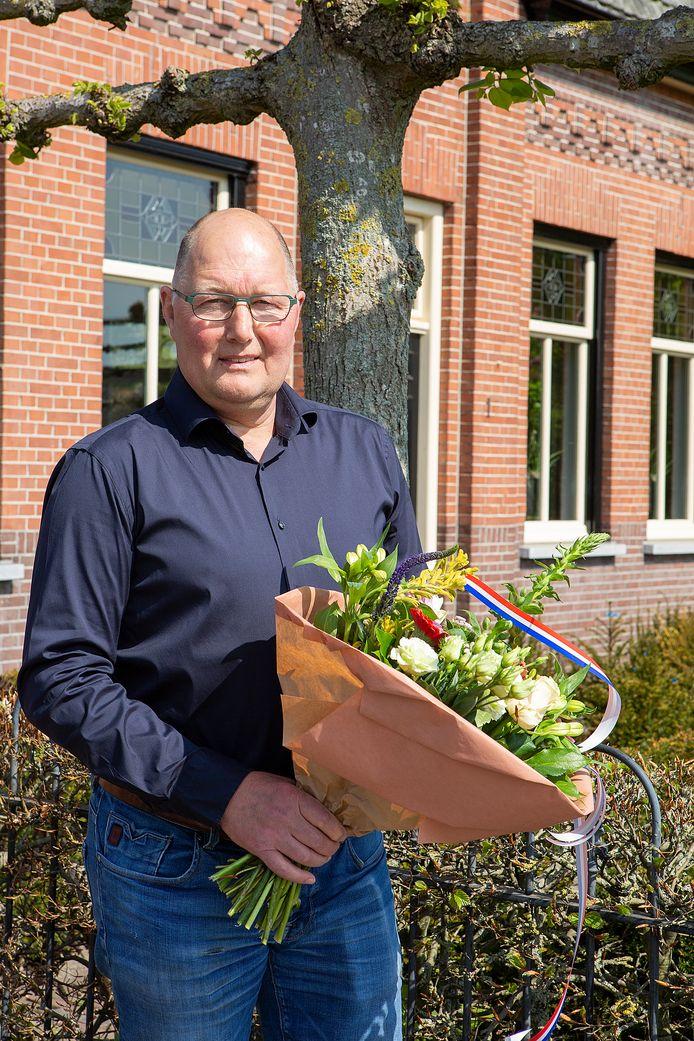 Gust Geerts uit Chaam.