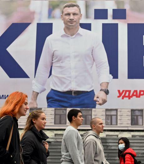 Le maire de Kiev, l'ancien boxeur Klitschko, positif au Covid-19
