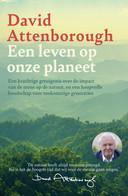 Cover van het boek Een Leven op Onze Planeet van David Attenborough.