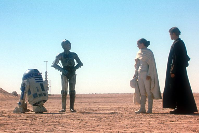 Still uit Attack of the Clones Beeld Outnow
