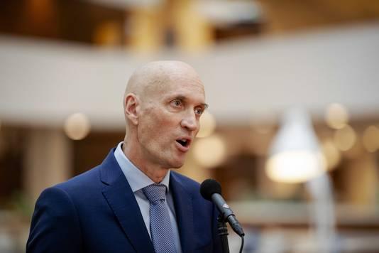 Ernst Kuipers, voorzitter van het Landelijk Netwerk Acute Zorg